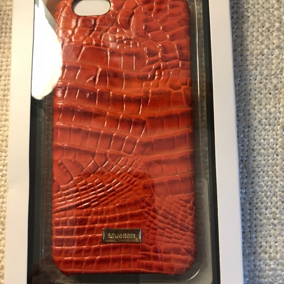 huge discount fe66c a7c2a Brahmin iPhone 6 case cayenne Melbourne